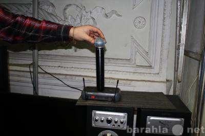 Микрофон SHURE PGX24/BETA58 радиосистема