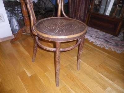 Старинный стул.