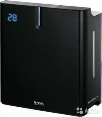 Система мойки и увлажнения воздуха Timberk TAW H2 D (BL)