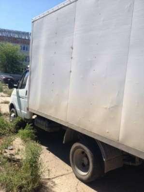 грузовой автомобиль ГАЗ 2834PE