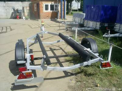 автомобильный прицеп МЗСА 81771С.001-05