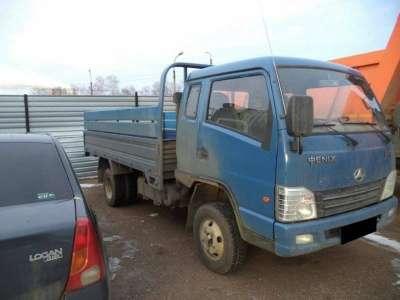 грузовой автомобиль BAW Fenix 33462F