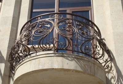 Изготовление железных дверей, решеток в г. Самара Фото 1