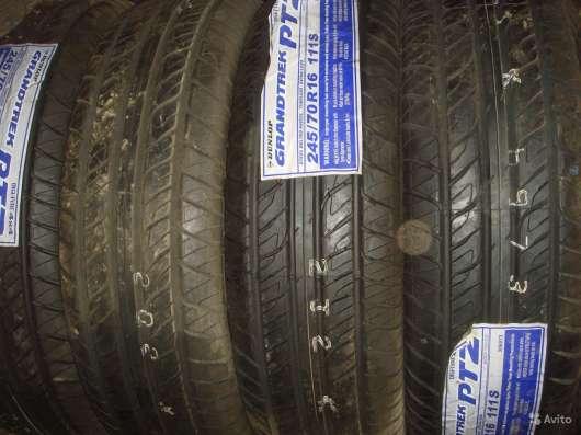 Новые Dunlop 235/60 R17 Grandtrek PT2 102V