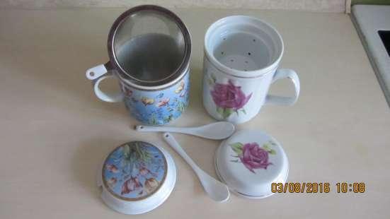 Продам чашки в г. Доброполье Фото 2
