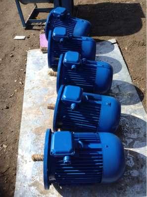Электродвигатели в наличии - от компании «AVISTA» в г. Алматы Фото 1