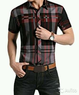 Продаю новую мужскую рубашку р.48