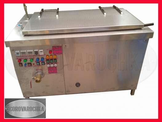 Пищеварочный котел КЭ 250 (Масляный) Универсальный -VELTONA