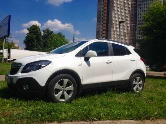 Продажа авто, Opel, Mokka, Автомат с пробегом 23000 км, в Москве Фото 3
