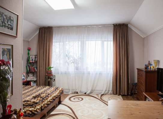 Дом 5 комнат, кирпичный на Коктобе 1, участок 13 сот. 2010 г в г. Алматы Фото 2