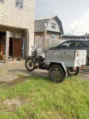 Трицикл Урал с кузовом в Ачинске Фото 1