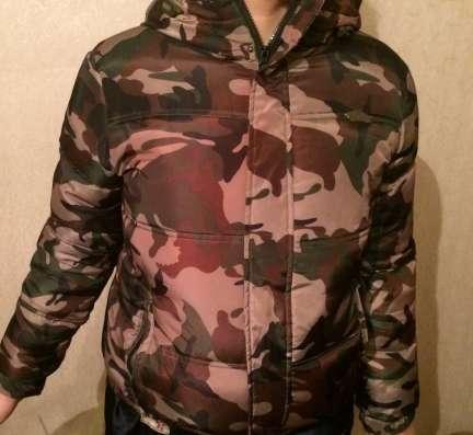 Куртка женская в стиле милитари (до -10 -15 градусов)