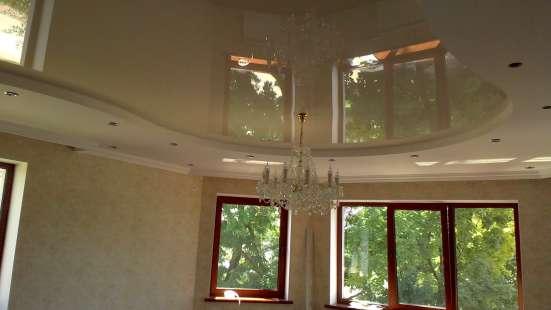Натяжные потолки LuxeDesign производство и установка
