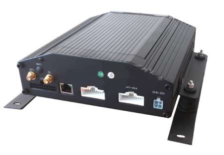 Автомобильный комплект для видеонаблюдения на 6 камер