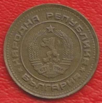 Болгария 2 стотинки 1989 г