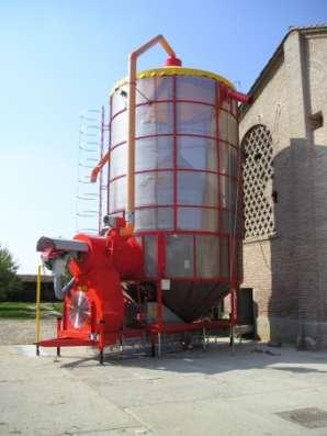 Зерносушильное оборудования Fratelli Pedrotti в Перми Фото 1