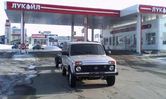 Niva Pickup 2329 в Челябинске Фото 1