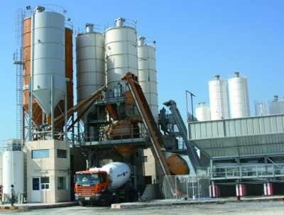 Техника для бетона (Бетонные заводы, подача и перевозка бетона)