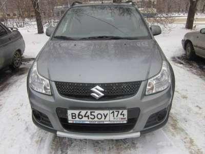 автомобиль Suzuki SX 4