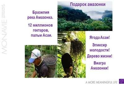 Натуральный сок Монави (MonaVie) USA в Челябинске Фото 3