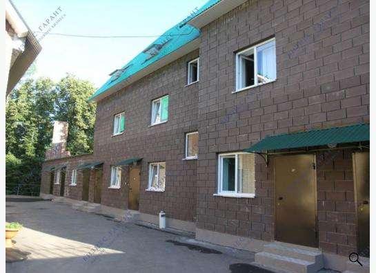 Гостиничный комплекс на берегу реки Волга