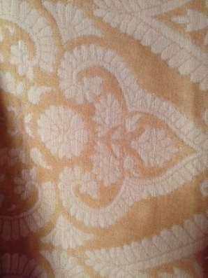 шарф-палантин двухсторонний, коричневый в Санкт-Петербурге Фото 4