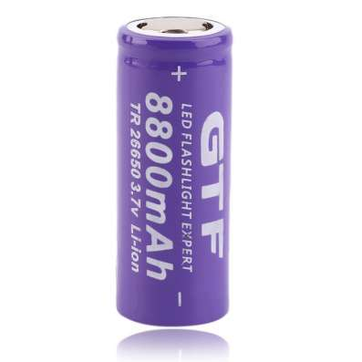 Li -Ion аккумулятор 26650 c защитой