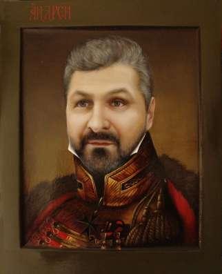 Портрет по фото на заказ в Москве Фото 3