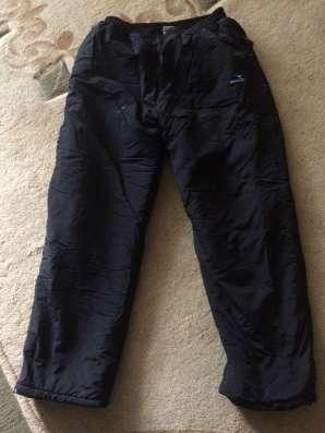 Зимние мужские штаны в Барнауле Фото 2