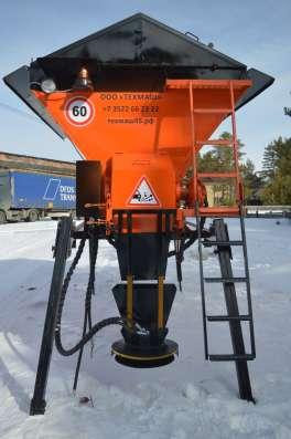 Пескоразбрасыватель быстросъемный ТМ-8,0ПСС в Кургане Фото 2