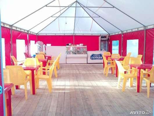 Палатка-кафе