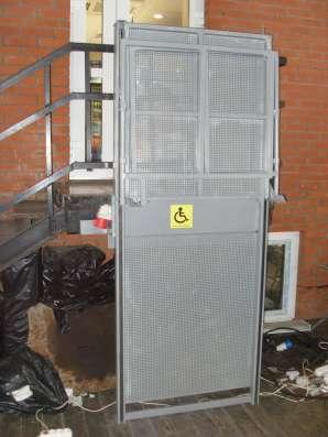 Подъемник для инвалидов в Перми Фото 1