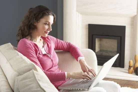Работа для мам в декрете, домохозяек, пенсионеров