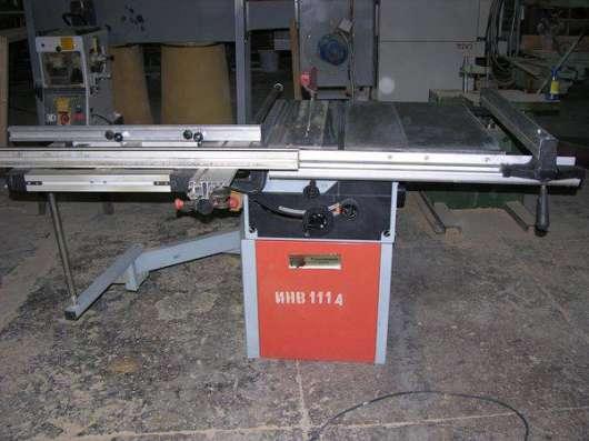 Форматно-обрезной станок Holzmann TK-250S