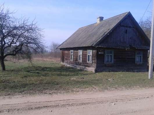 Продам дом. До Беловежской пущи 24 км