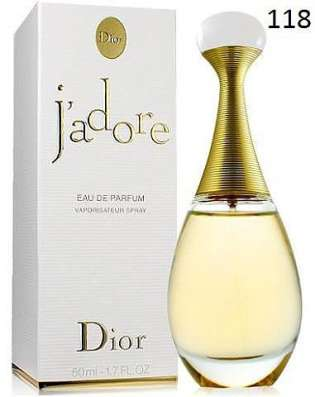 "Французские духи ""Christian Dior - J""adore"""