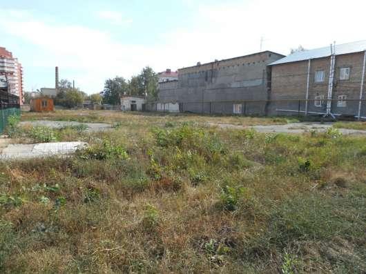 Сдам земельный участок в центре