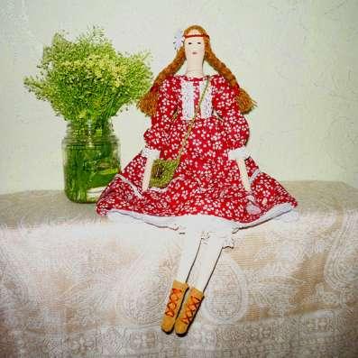 Кукла Тильда Варвара в Ростове-на-Дону Фото 1
