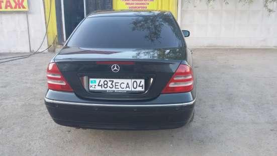 Продажа авто, Mercedes-Benz, C-klasse, Автомат с пробегом 368000 км, в г.Актобе Фото 3