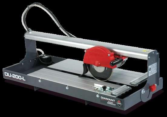 Плиткорез электрический DU-200-L-BL RUBI