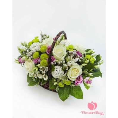 Букеты, цветы с доставкой по Москве Фото 2