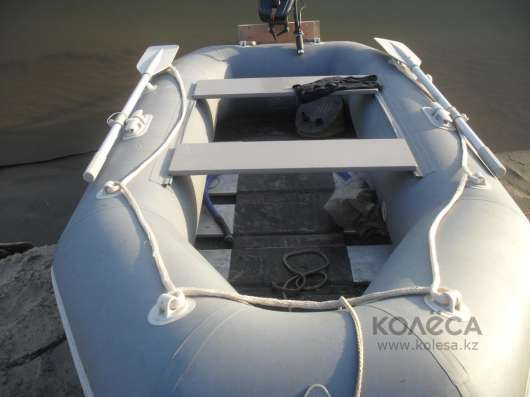 Продам лодку из ПВХ Юкона в Нижнем Новгороде Фото 1