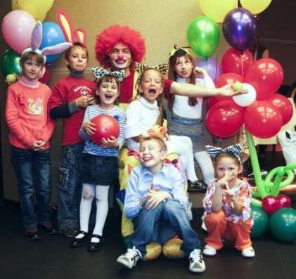 Детский день рождения, шоу мыльных пузырей в Нижнем Новгороде Фото 3