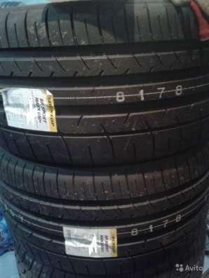 Новые комплекты 245/45 R17 SP Sport Maxx050+ 99Y