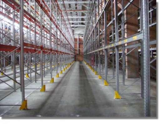 Фронтальные стеллажи рамы 2-12 м. / балки 1.8-3.6м в Санкт-Петербурге Фото 2