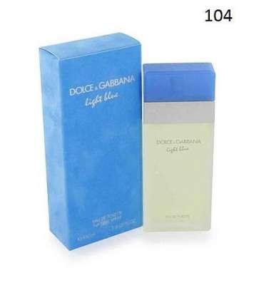 """Французские духи """"Dolce Gabbana Light Blue"""""""