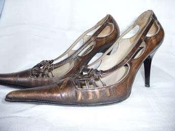 Туфли For You, натуральная кожа, р-37(38), Италия