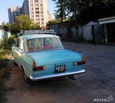 подержанный автомобиль Москвич 412