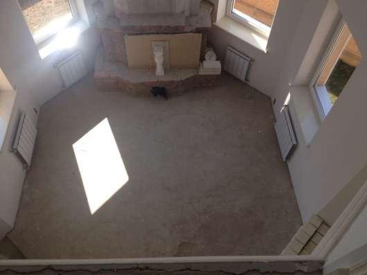 Продается дом, степень готовности под чистовую