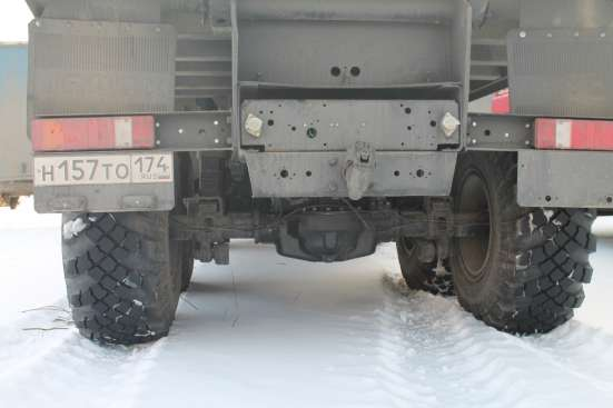 Самосвал Урал 55571-40